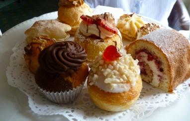 Cake selection