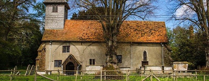 St Michael's, Knights Enham